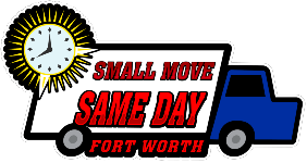 Small Move Same Day Fort Worth